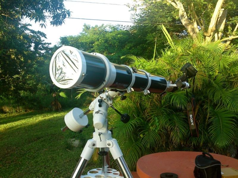 Фото с любительских телескопов 77554 фотография
