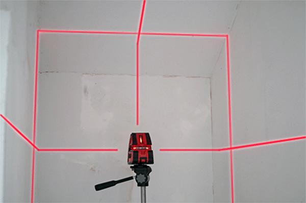 Самовыравнивающийся лазерный уровень своими руками