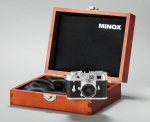 Цифровая камера Minox Digital Classic Camera 5.1 Red